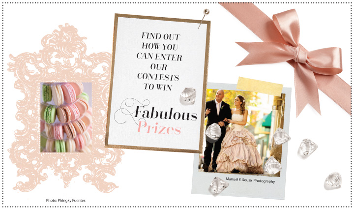 Find out how you can enter to win fabulous prizes