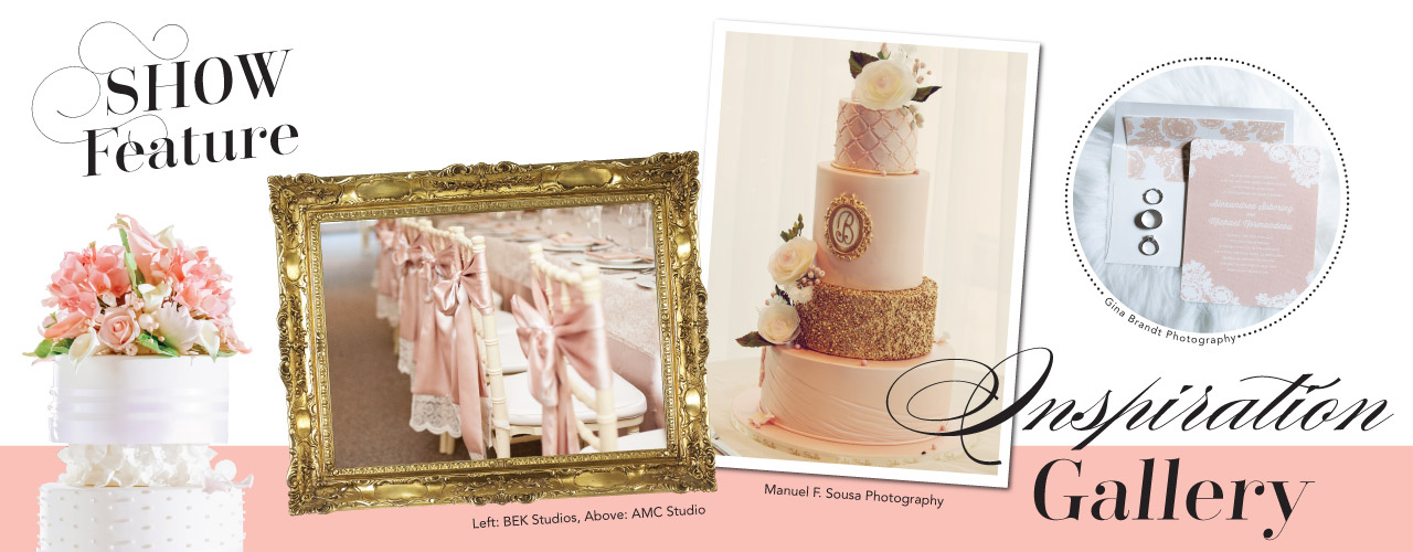 Visit the inspiration Gallery to see the latest Wedding Decor Trends