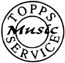 TOPPS MUSIC SERVICES