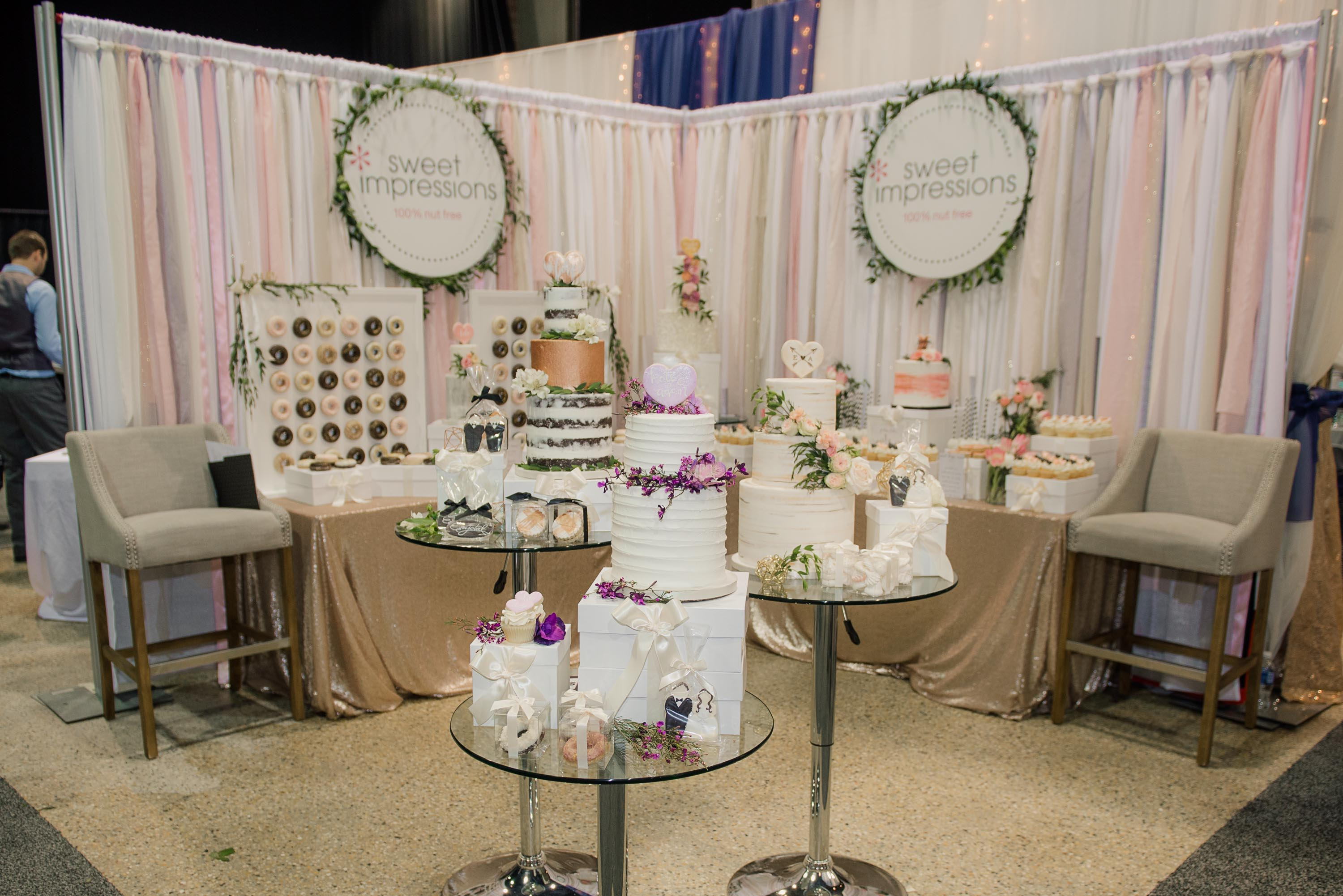 Marvelous Exhibitor Booth Displays The Wonderful Wedding Show Home Remodeling Inspirations Cosmcuboardxyz
