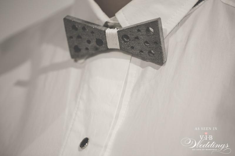 Concrete Bow Tie